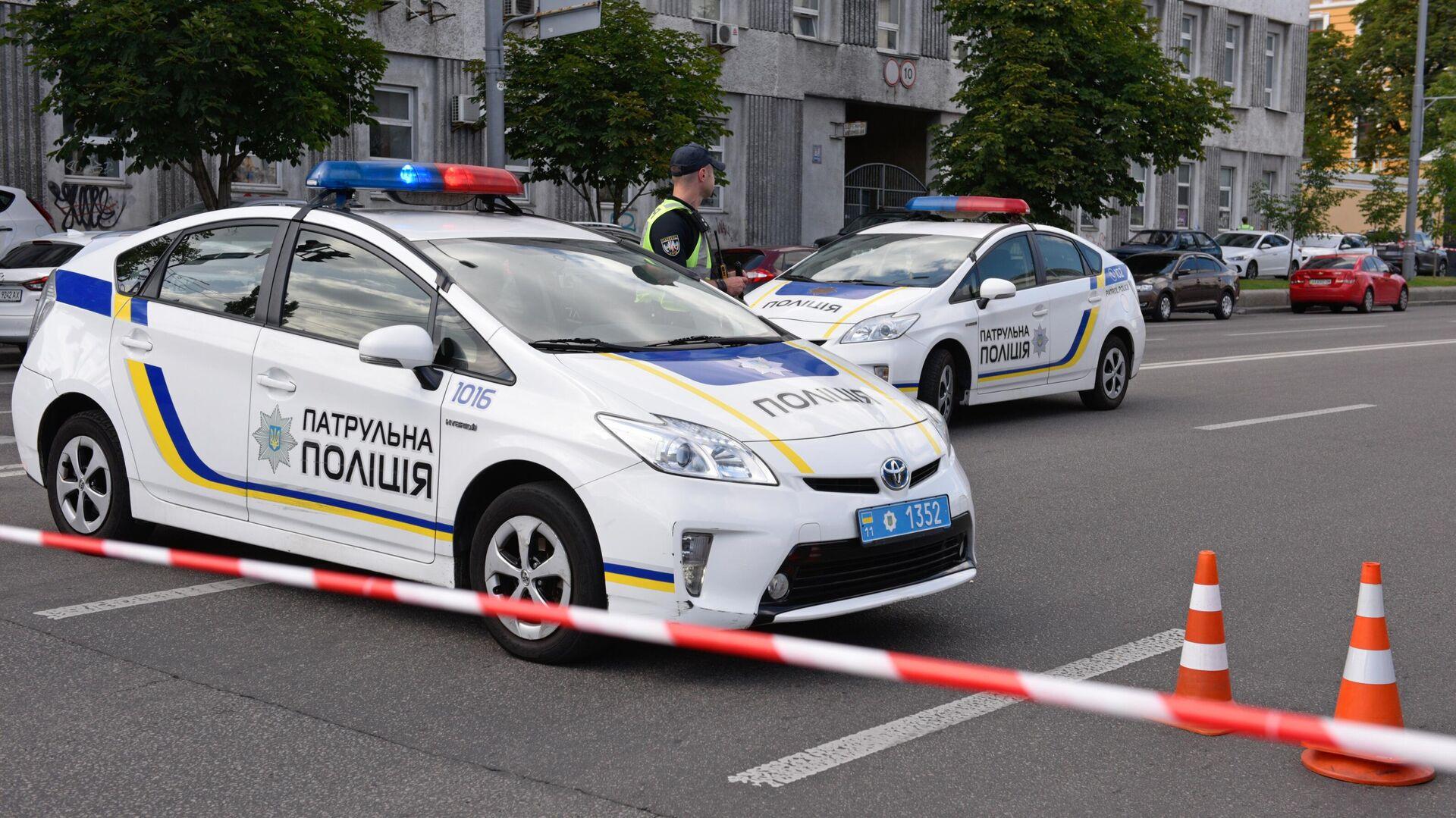 Polizei in Kiew (Archivbild) - SNA, 1920, 07.07.2021