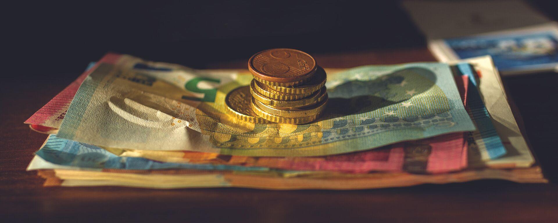 Geld (Symbolbild) - SNA, 1920, 19.07.2021