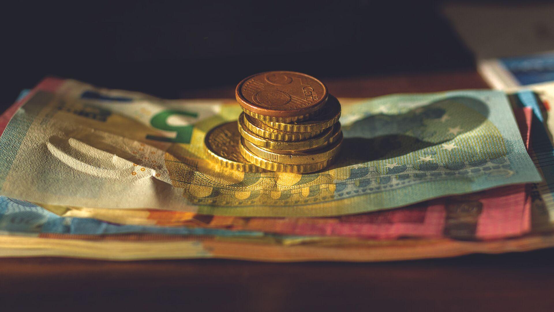 Geld (Symbolbild) - SNA, 1920, 07.07.2021