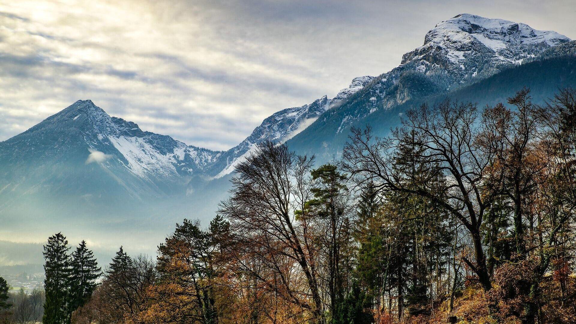 Tiroler Bergen (Symbolbild) - SNA, 1920, 07.07.2021