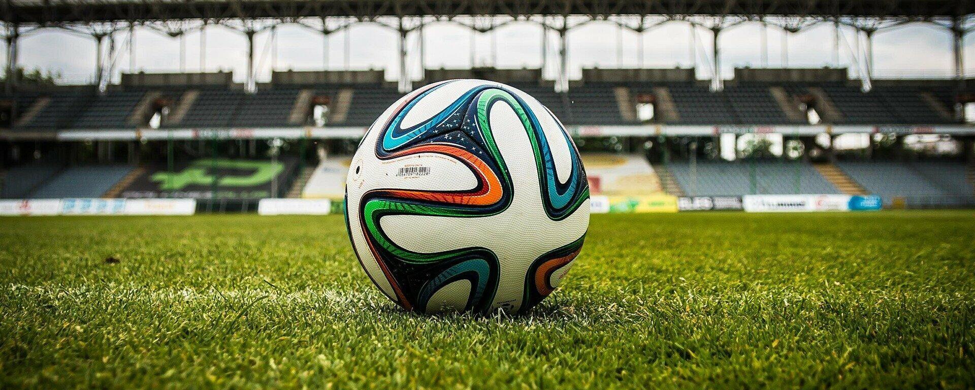 Fußball (Symbolbild) - SNA, 1920, 09.07.2021