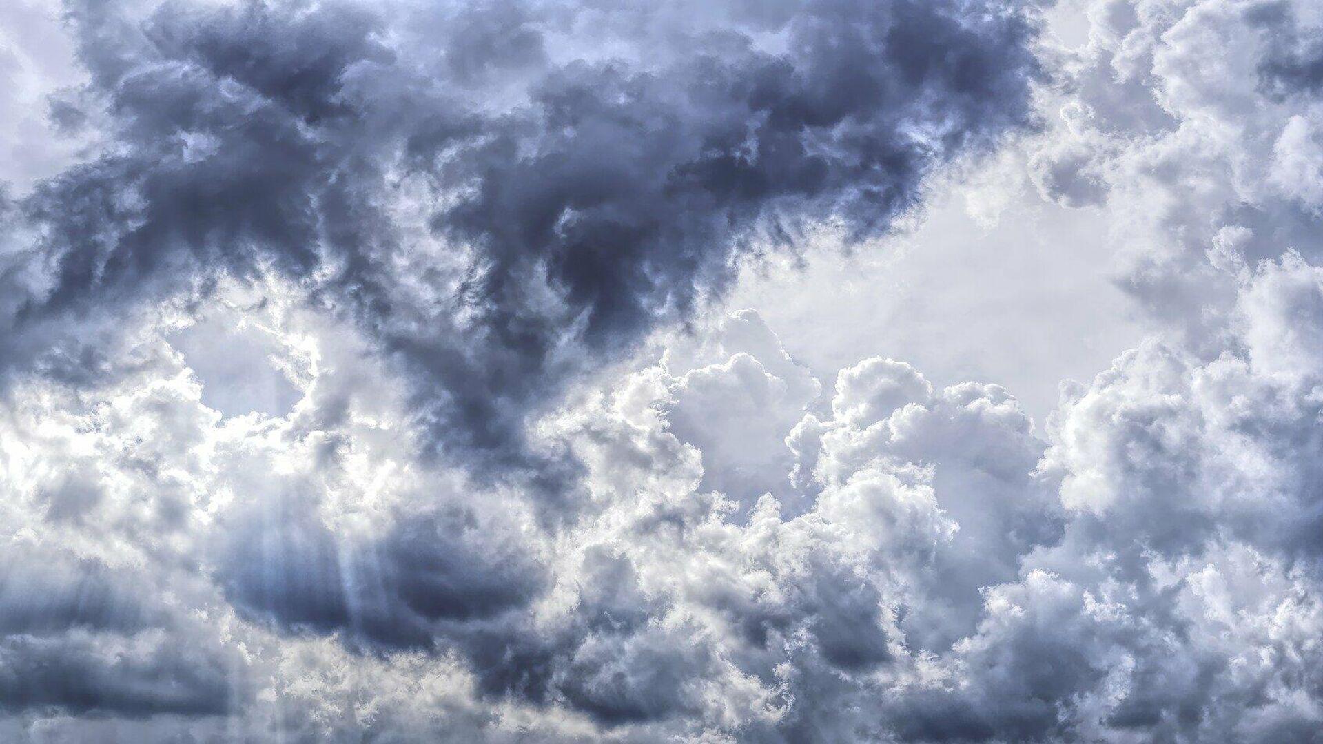 Gewitterwolken (Symbolbild) - SNA, 1920, 08.07.2021