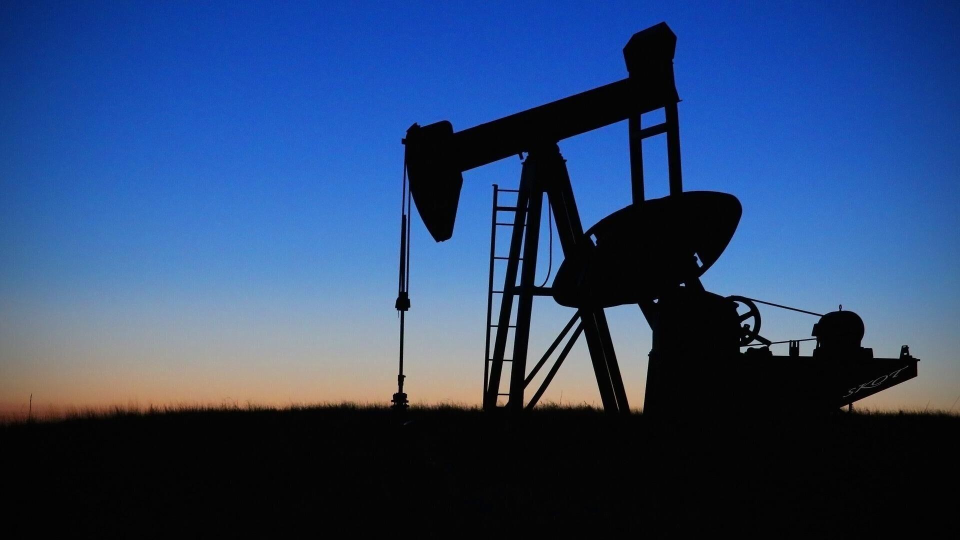 Erdöl (Symbolbild) - SNA, 1920, 10.07.2021