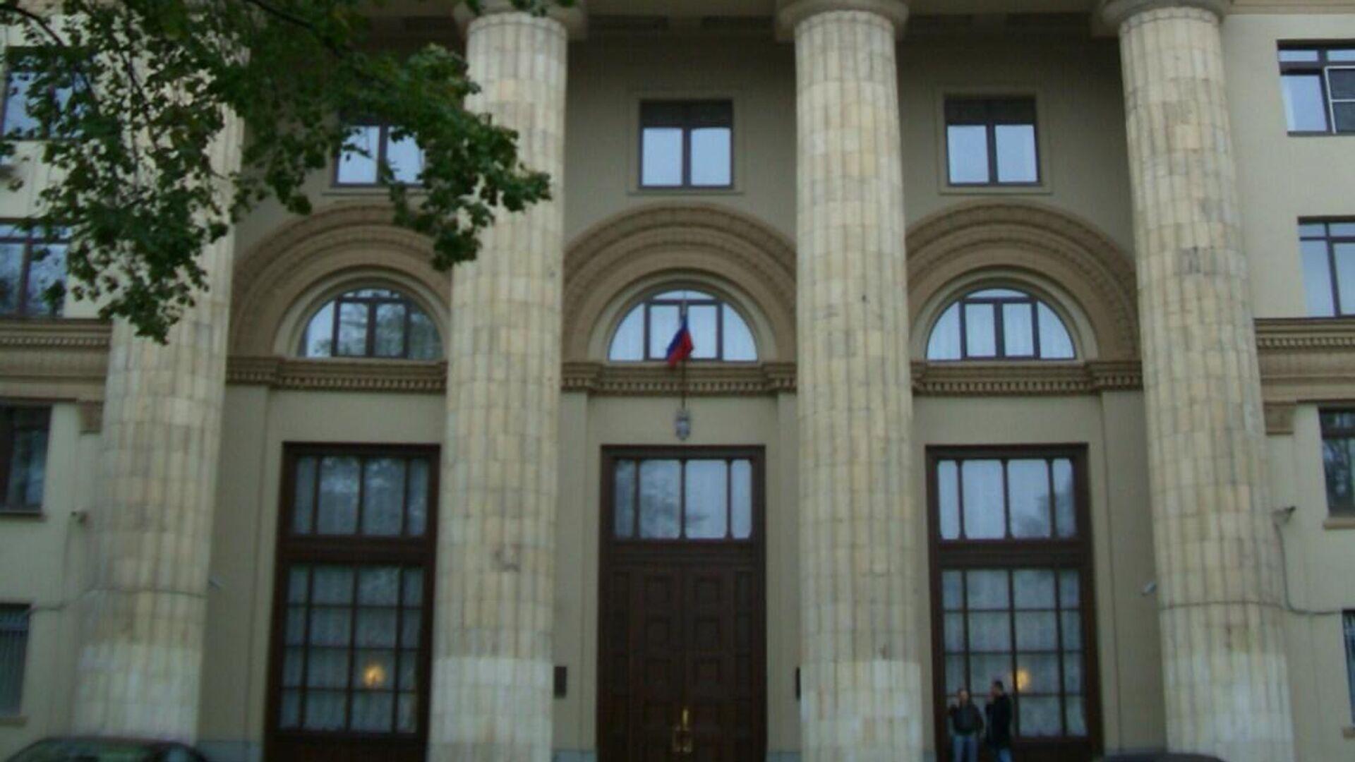 Gebäude der russischen Föderalen Agentur für Atomenergie (Archivbild) - SNA, 1920, 09.07.2021
