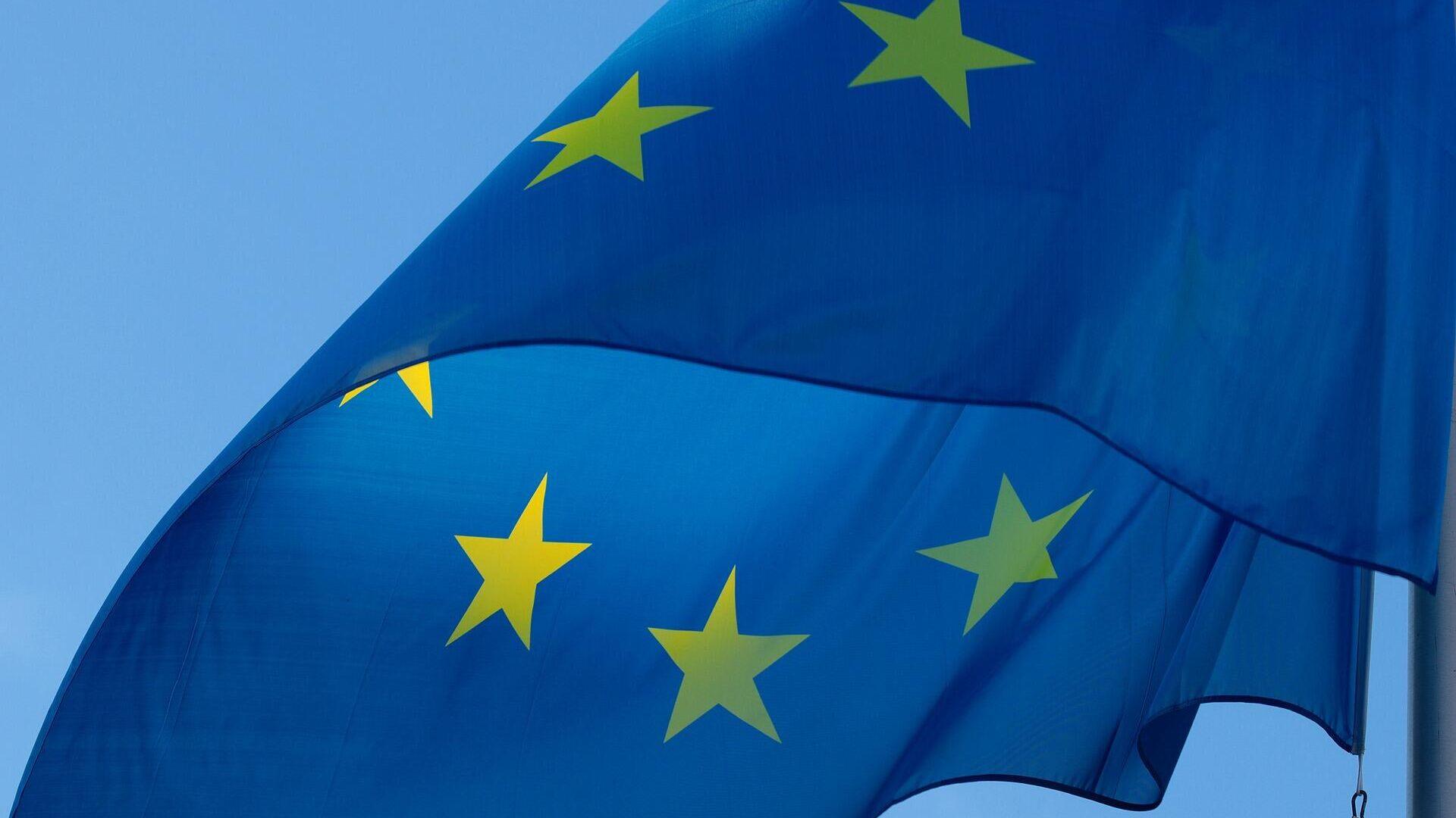 Flagge der Europäischen Union - SNA, 1920, 03.09.2021