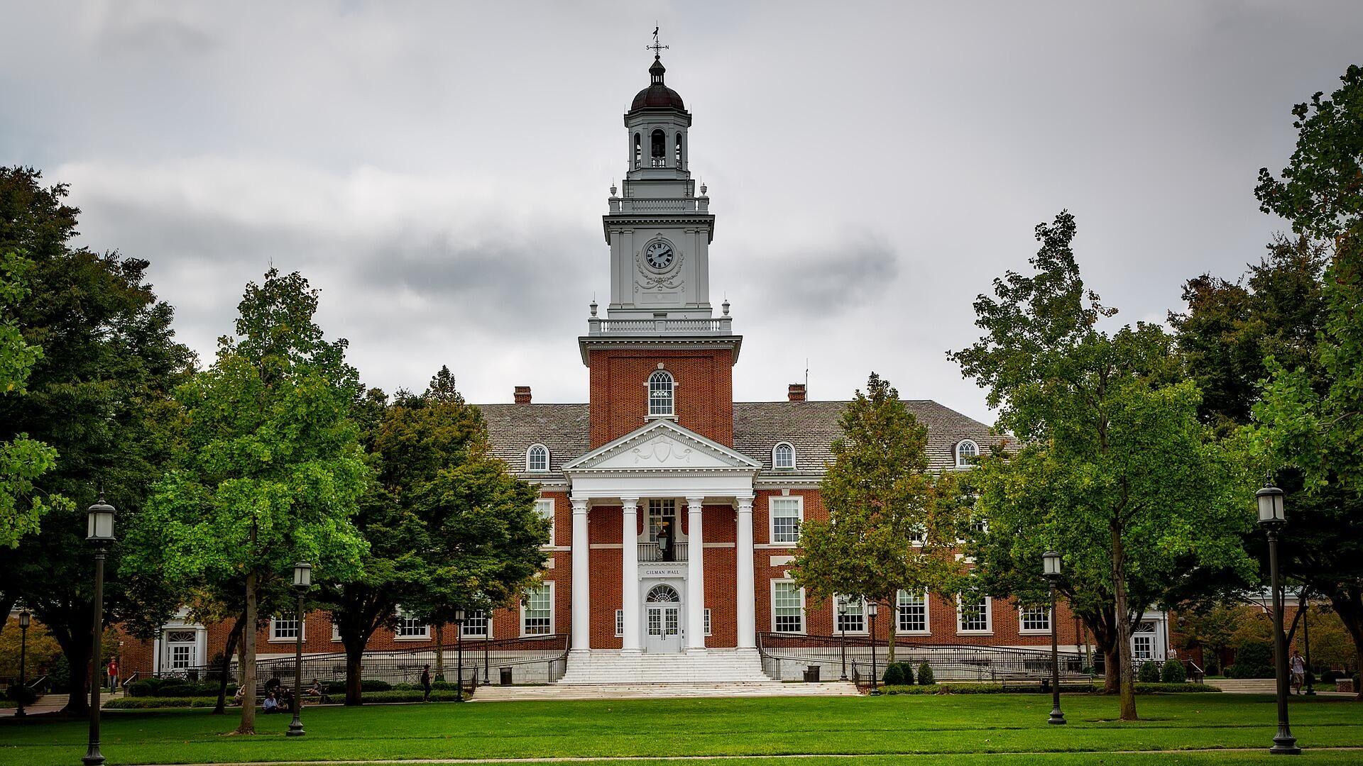 Johns Hopkins University - SNA, 1920, 15.07.2021