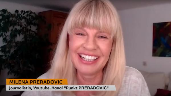 Milena Preradovic - SNA