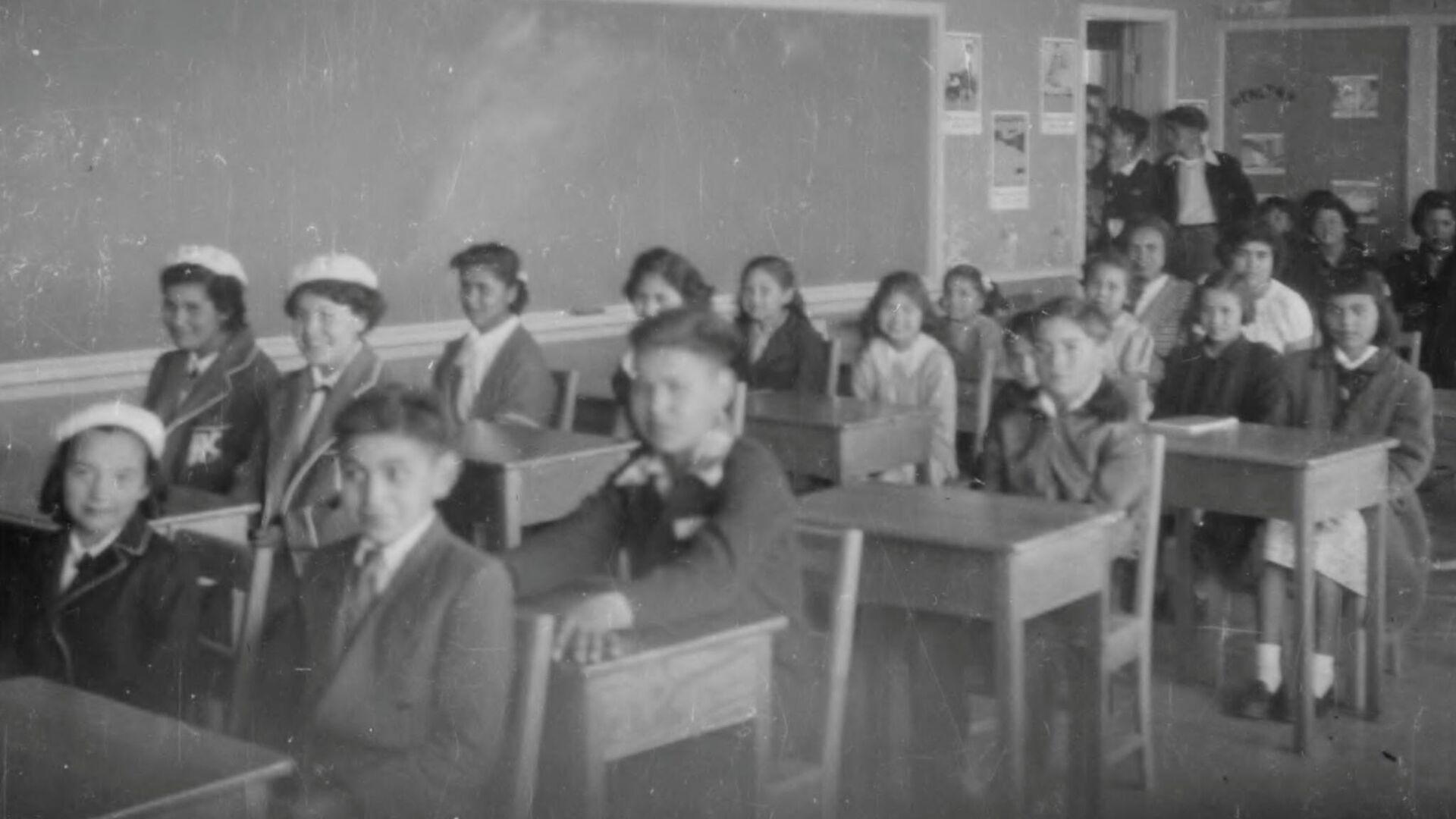 Kuper Island Residential School in der Provinz British Columbia, Kanada (Archivbild) - SNA, 1920, 14.07.2021
