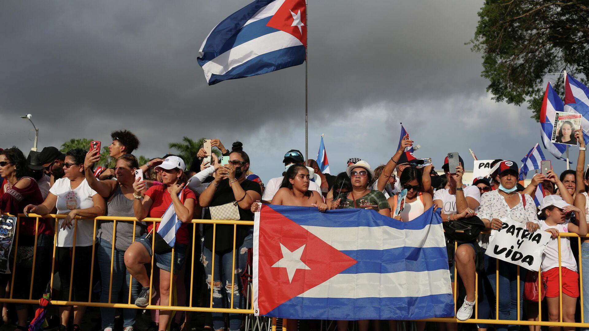 Proteste auf Kuba - SNA, 1920, 15.07.2021
