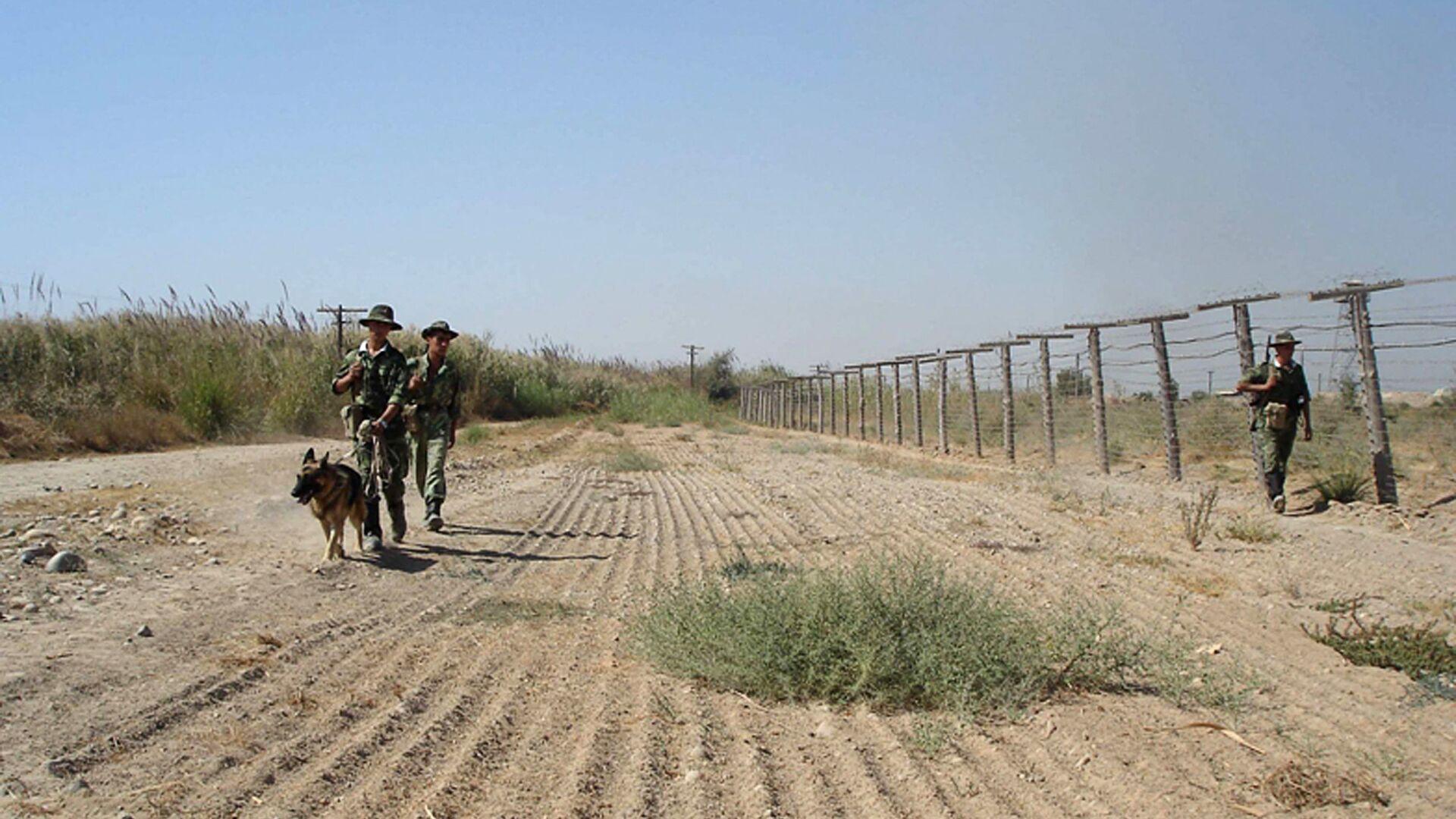 Grenze zwischen Afghanistan und Tadschikistan - SNA, 1920, 15.07.2021