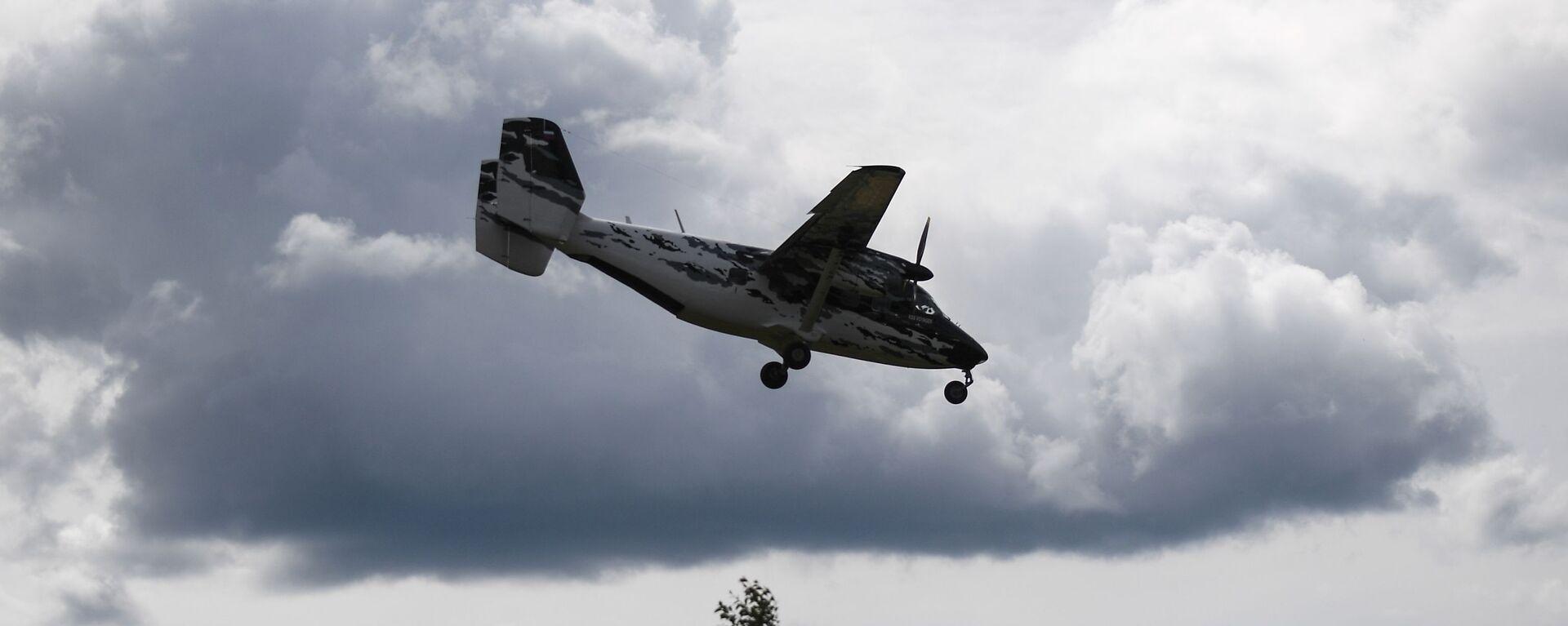 An-28 (Archivbild) - SNA, 1920, 16.07.2021