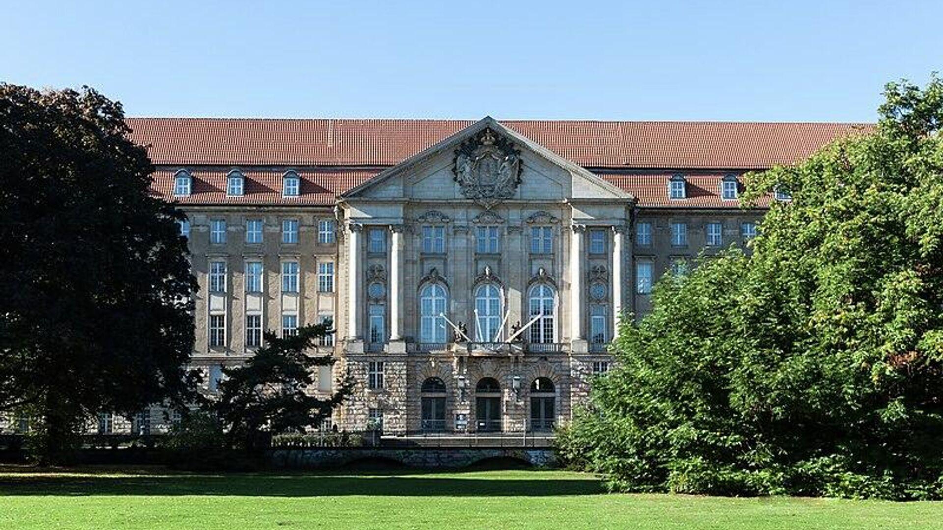 Das Kammergericht im Heinrich-von-Kleist-Park in Berlin (Symbolbild) - SNA, 1920, 16.07.2021