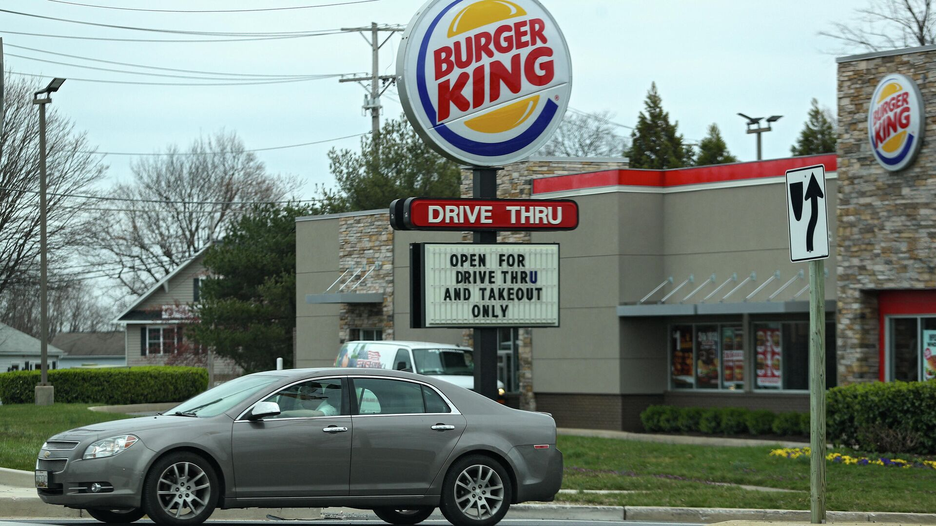 Schnellimbiss-Kette Burger King (Symbolbild) - SNA, 1920, 16.07.2021