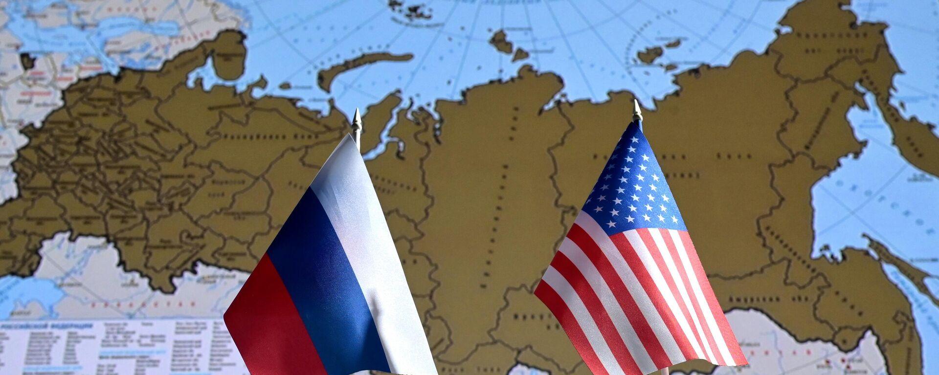 Dialog zwischen Russland und den USA (Symbolbild) - SNA, 1920, 20.07.2021