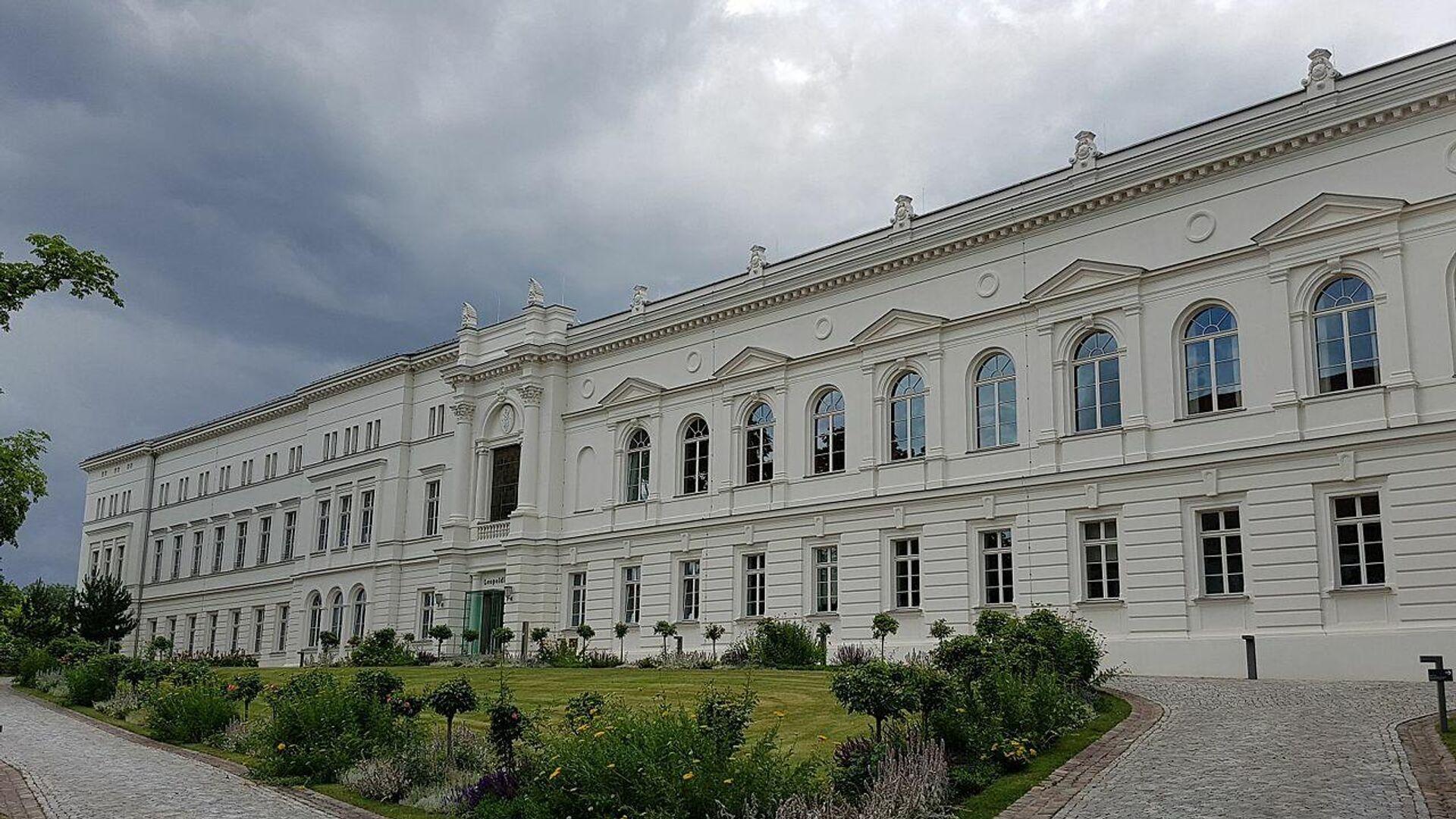 Die Nationale Akademie der Wissenschaften Leopoldina - SNA, 1920, 21.07.2021