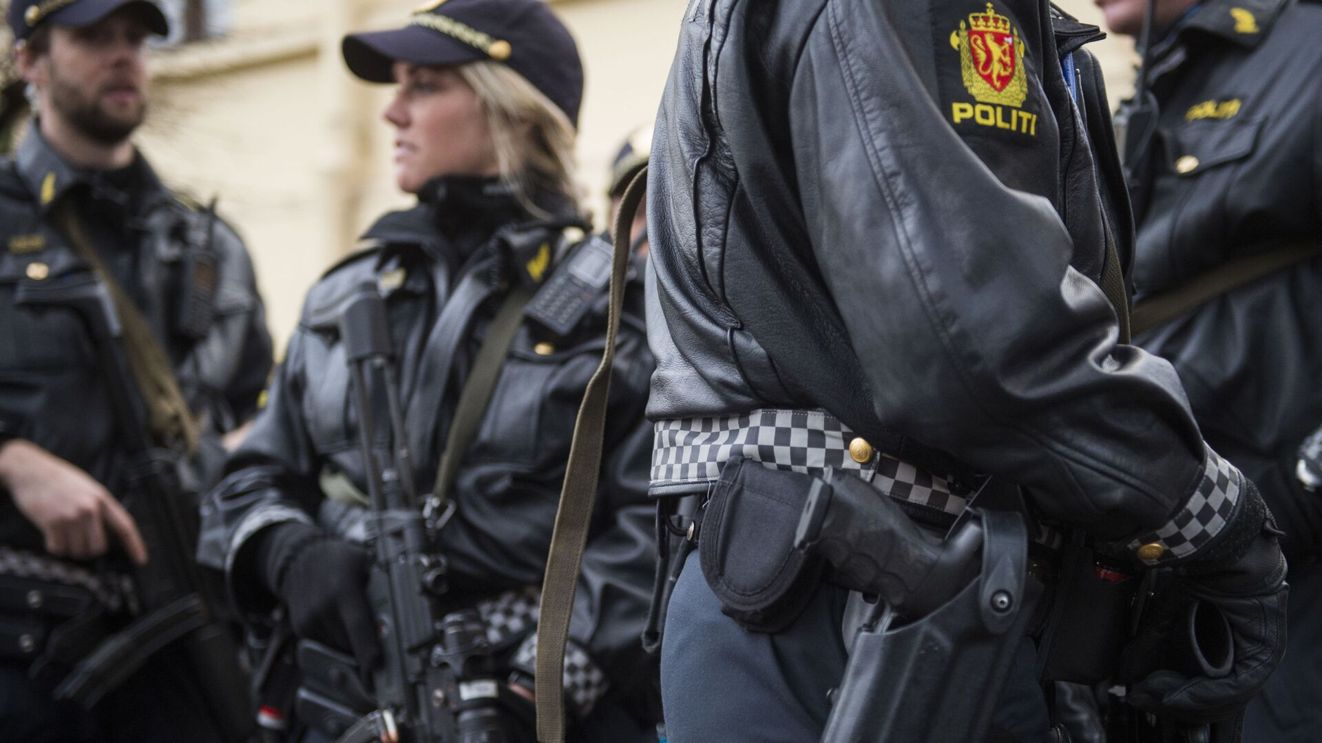 Norwegische Polizei (Archivbild) - SNA, 1920, 21.07.2021