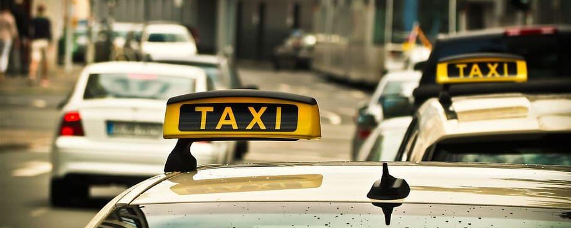 Taxi (Symbolbild) - SNA, 1920, 21.07.2021