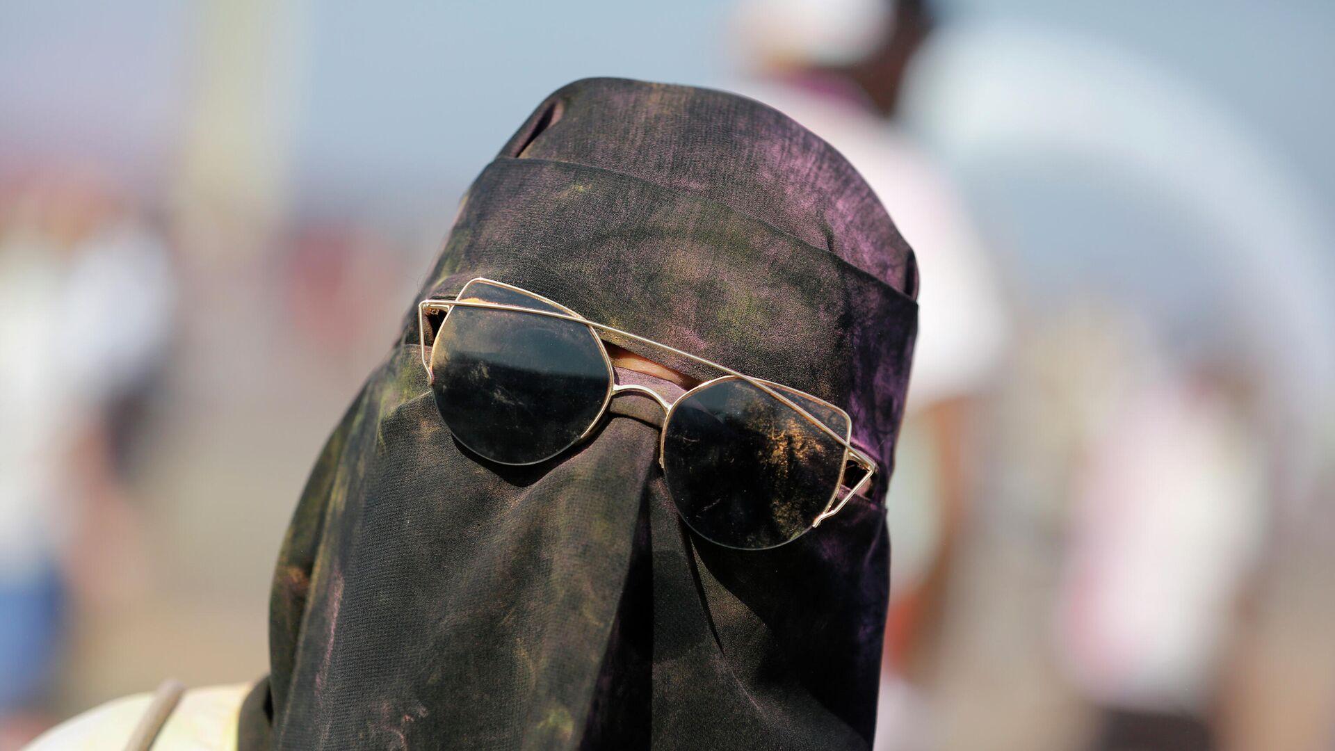Burka (Symbolbild) - SNA, 1920, 22.07.2021