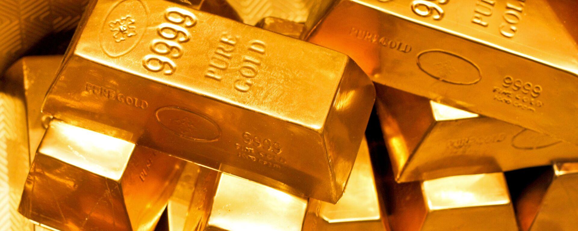 Gold (Symbolbild) - SNA, 1920, 13.09.2021