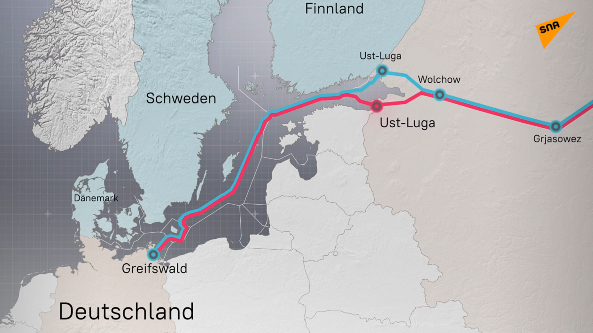 Gaspipeline Nord Stream 2: Rückblick auf den Bau unter Sanktionsregime - SNA, 1920, 06.10.2021