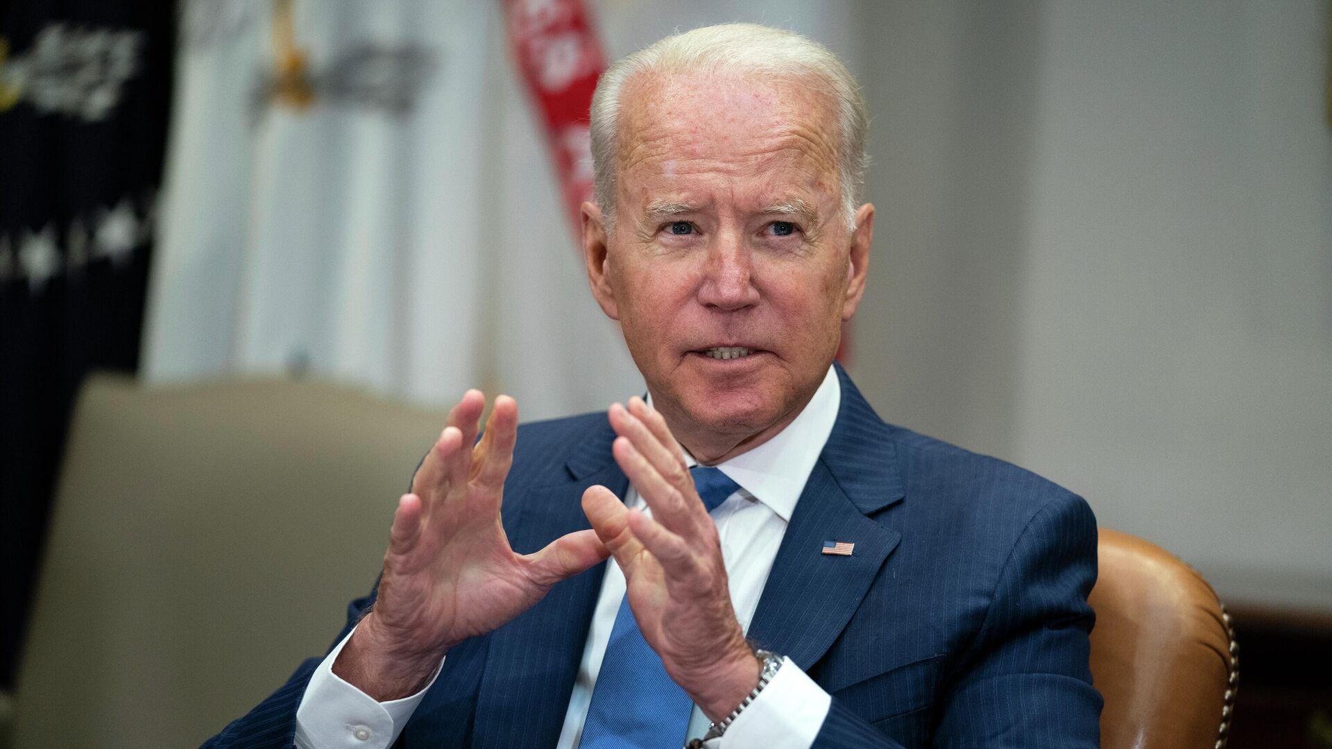 US-Präsident Joe Biden (Symbolbild) - SNA, 1920, 08.10.2021