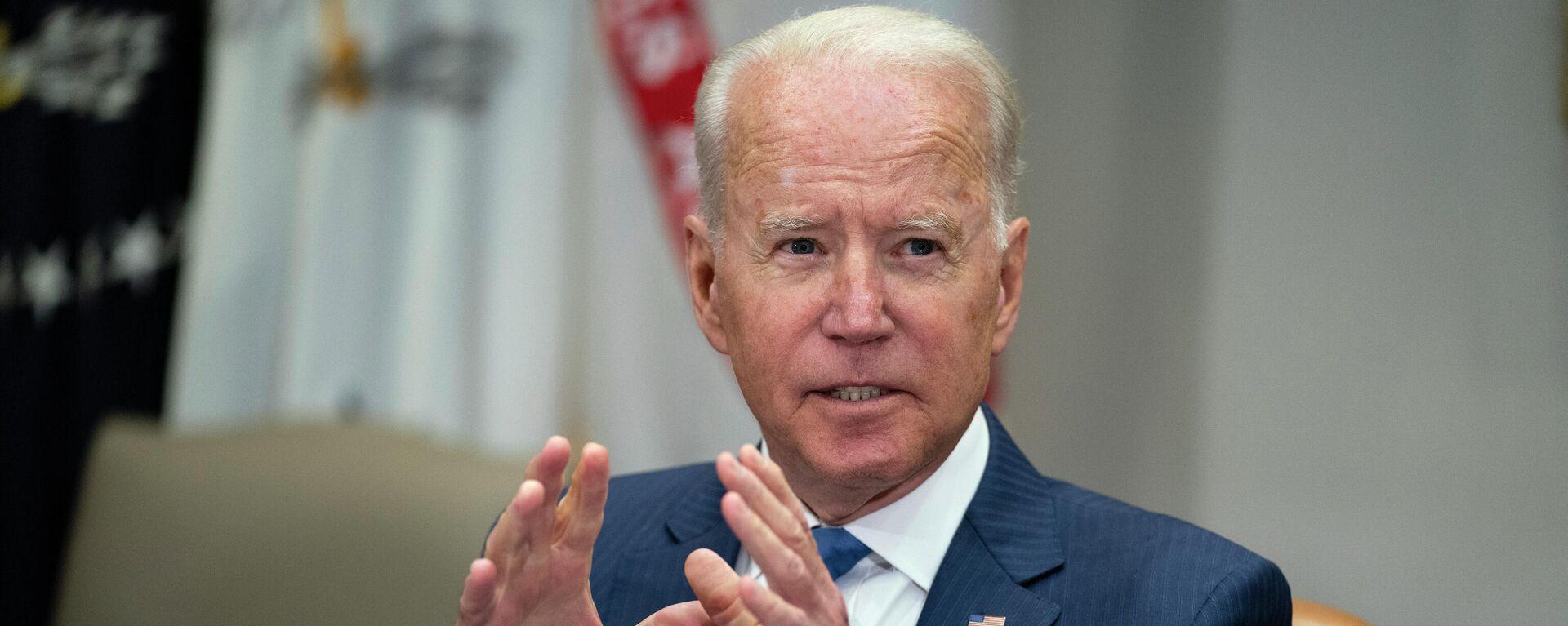 US-Präsident Joe Biden (Symbolbild) - SNA, 1920, 21.09.2021