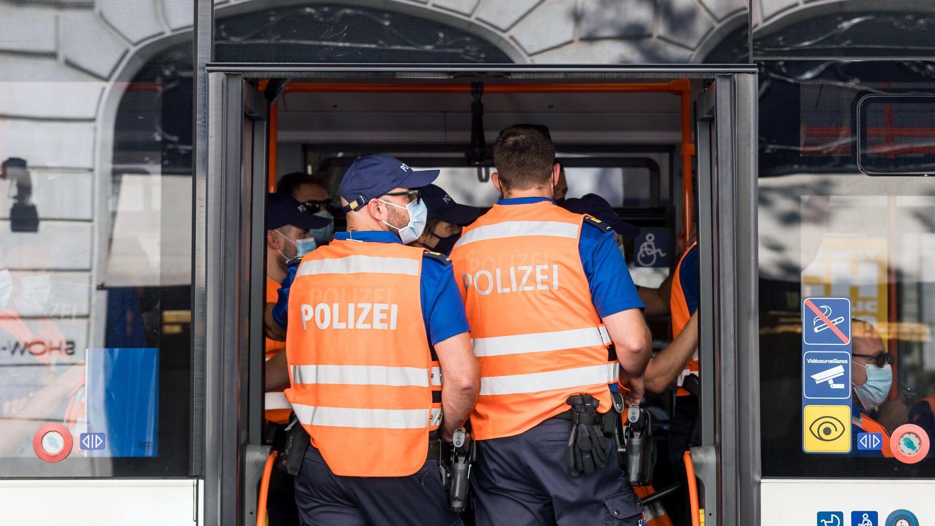 Schweizer Polizei - SNA, 1920, 25.07.2021