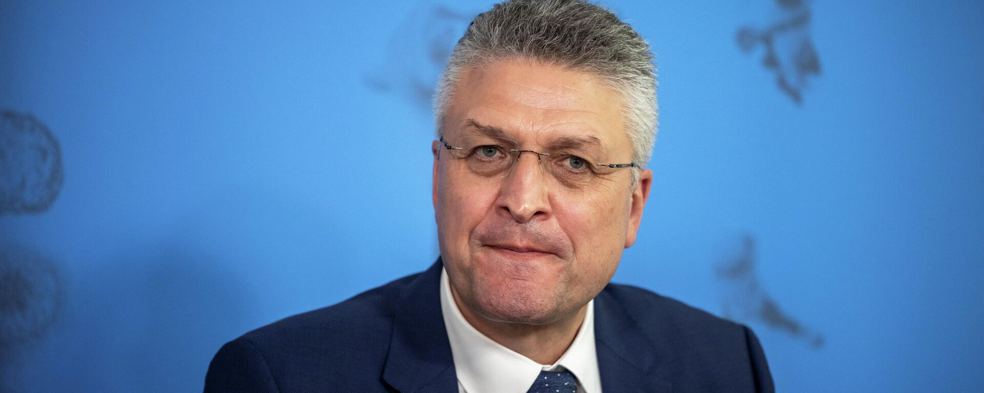 Der Präsident des Robert Koch-Instituts Lothar Wieler nimmt am 13. Juli 2021 in Berlin an einer Pressekonferenz zu Corona-Pandemie teil. - SNA, 1920, 28.07.2021