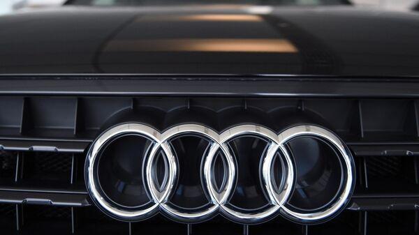 Audi-Logo (Archiv) - SNA