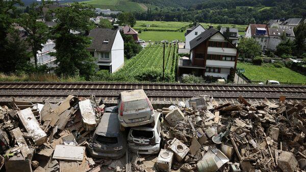 Hochwasser in Ahrweiler - SNA