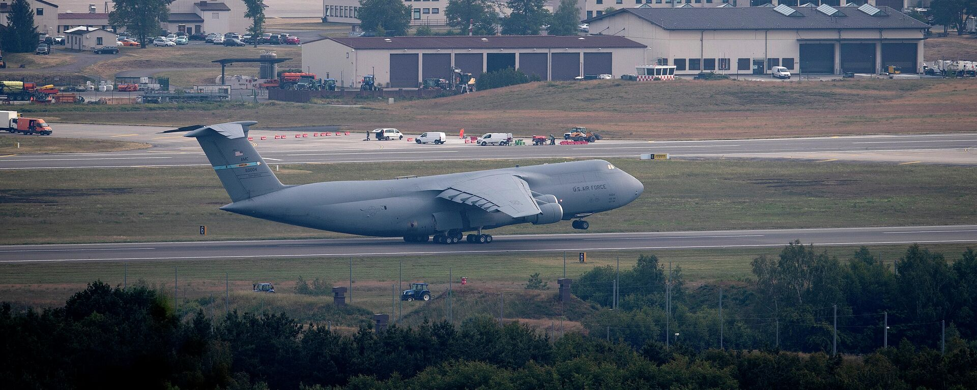 US-Air Base in Ramstein, Deutschland (Symbolbild) - SNA, 1920, 08.09.2021