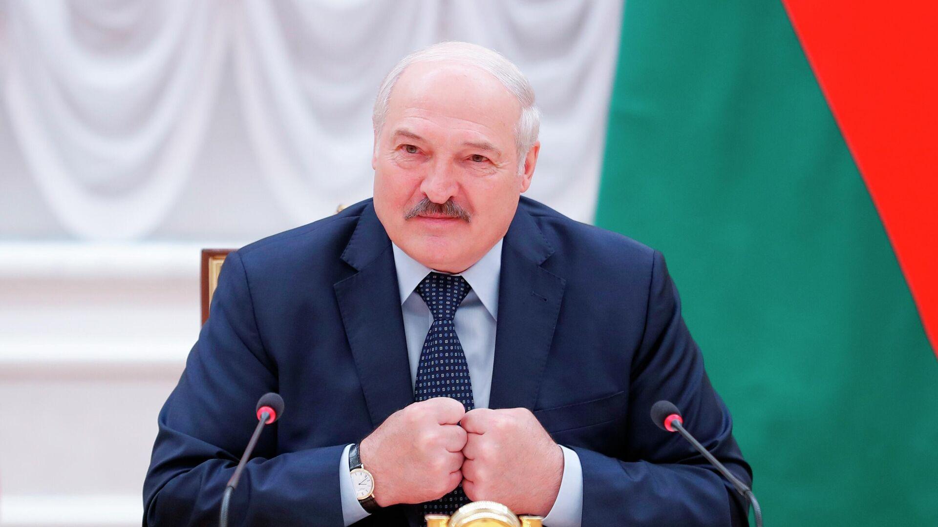 Alexander Lukaschenko - SNA, 1920, 12.09.2021