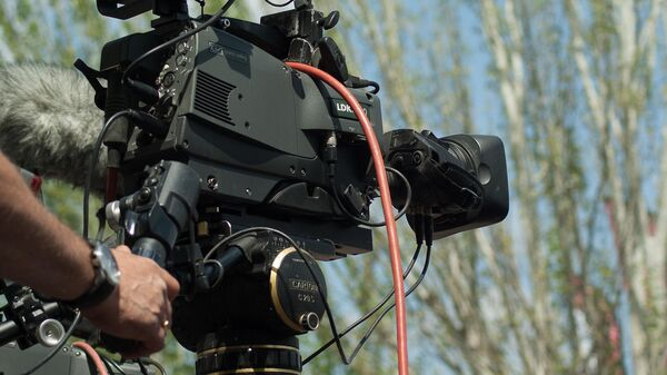 Kameramann (Symbolbild) - SNA