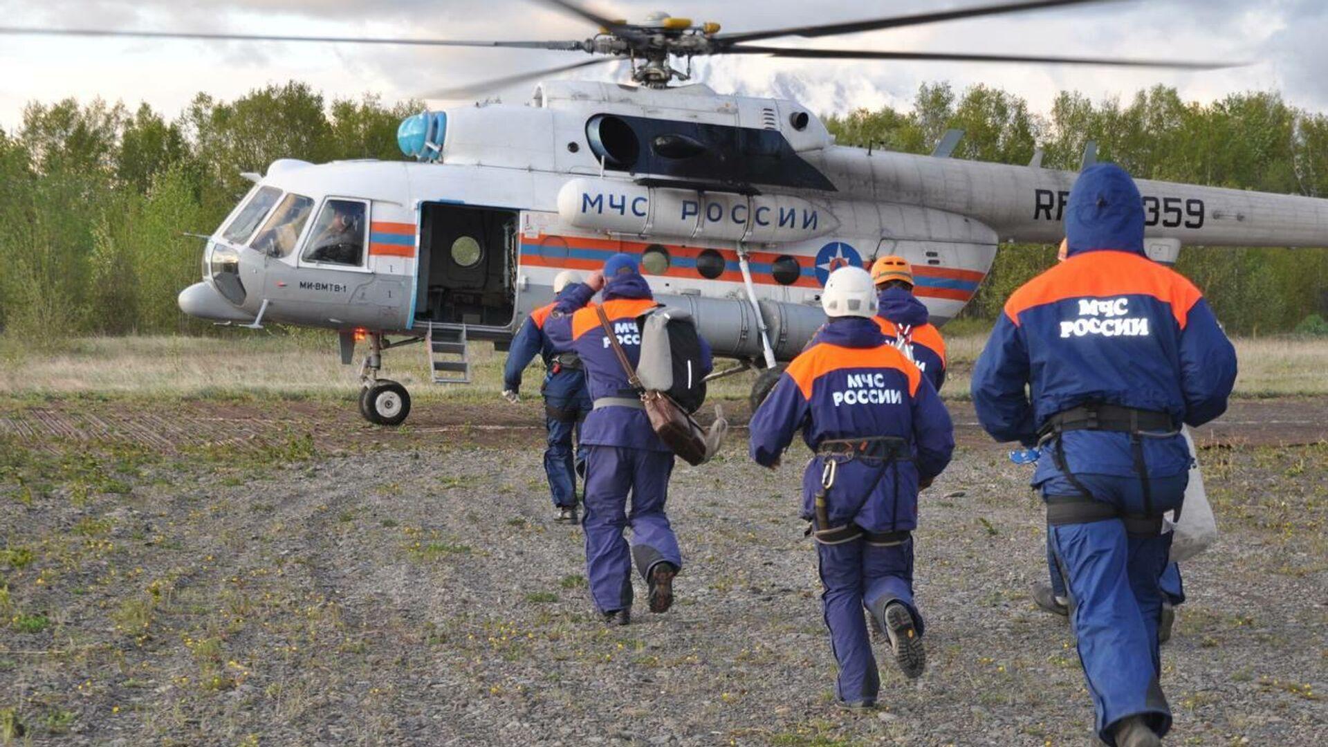 Mi-8-Absturz in Kamtschatka - SNA, 1920, 12.08.2021