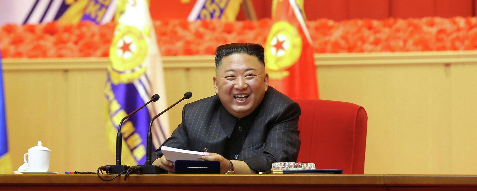 Kim Jong Un - SNA, 1920, 13.08.2021