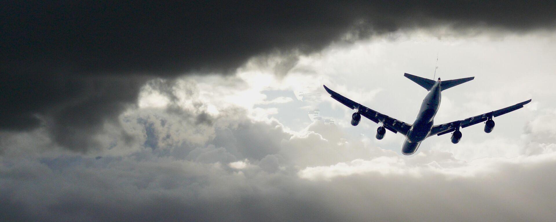 Flugzeug. Symbolöbild - SNA, 1920, 12.09.2021