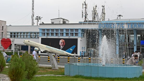 Международный аэропорт Кабул имени Хамида Карзая в Афганистане - SNA