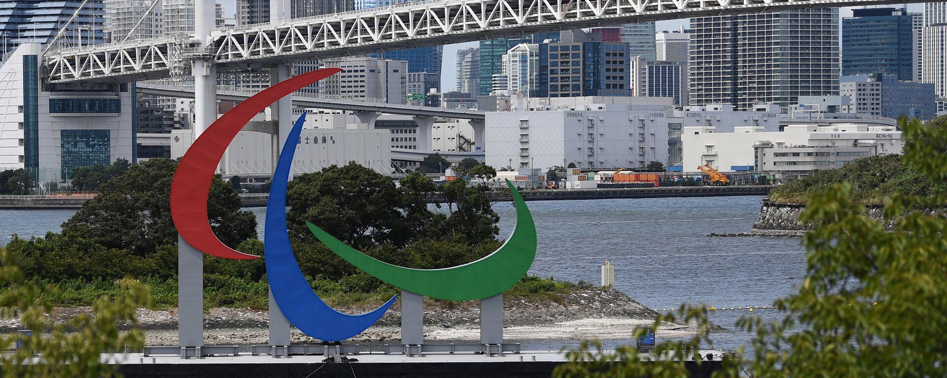 Sommer-Paralympics in Tokio - SNA, 1920, 23.08.2021