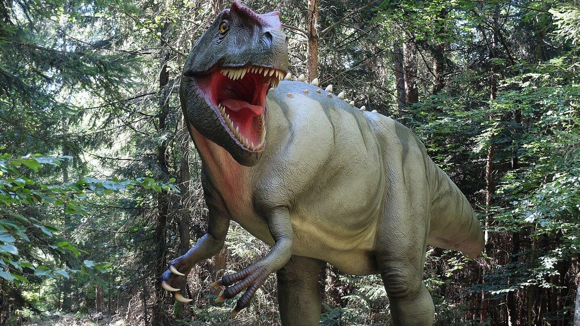 Allosaurus - SNA, 1920, 25.08.2021