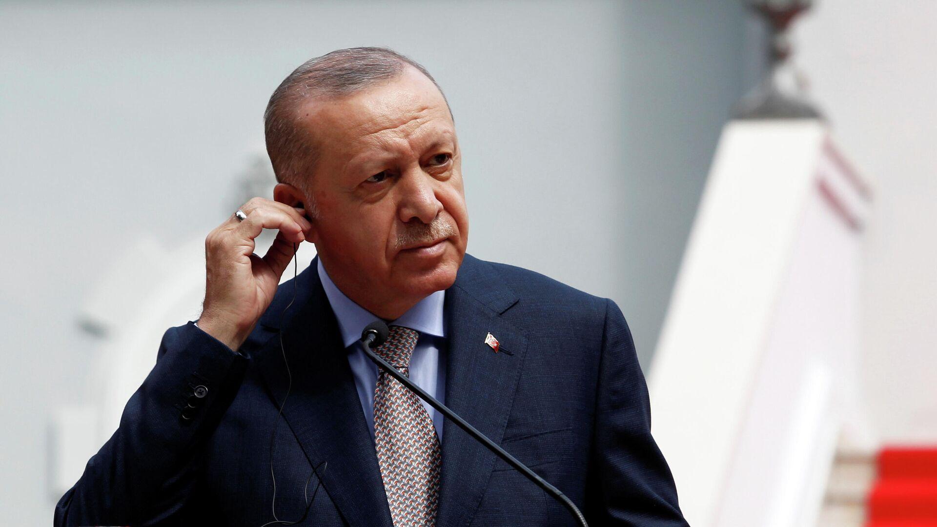 Tayyip Erdogan - SNA, 1920, 07.09.2021
