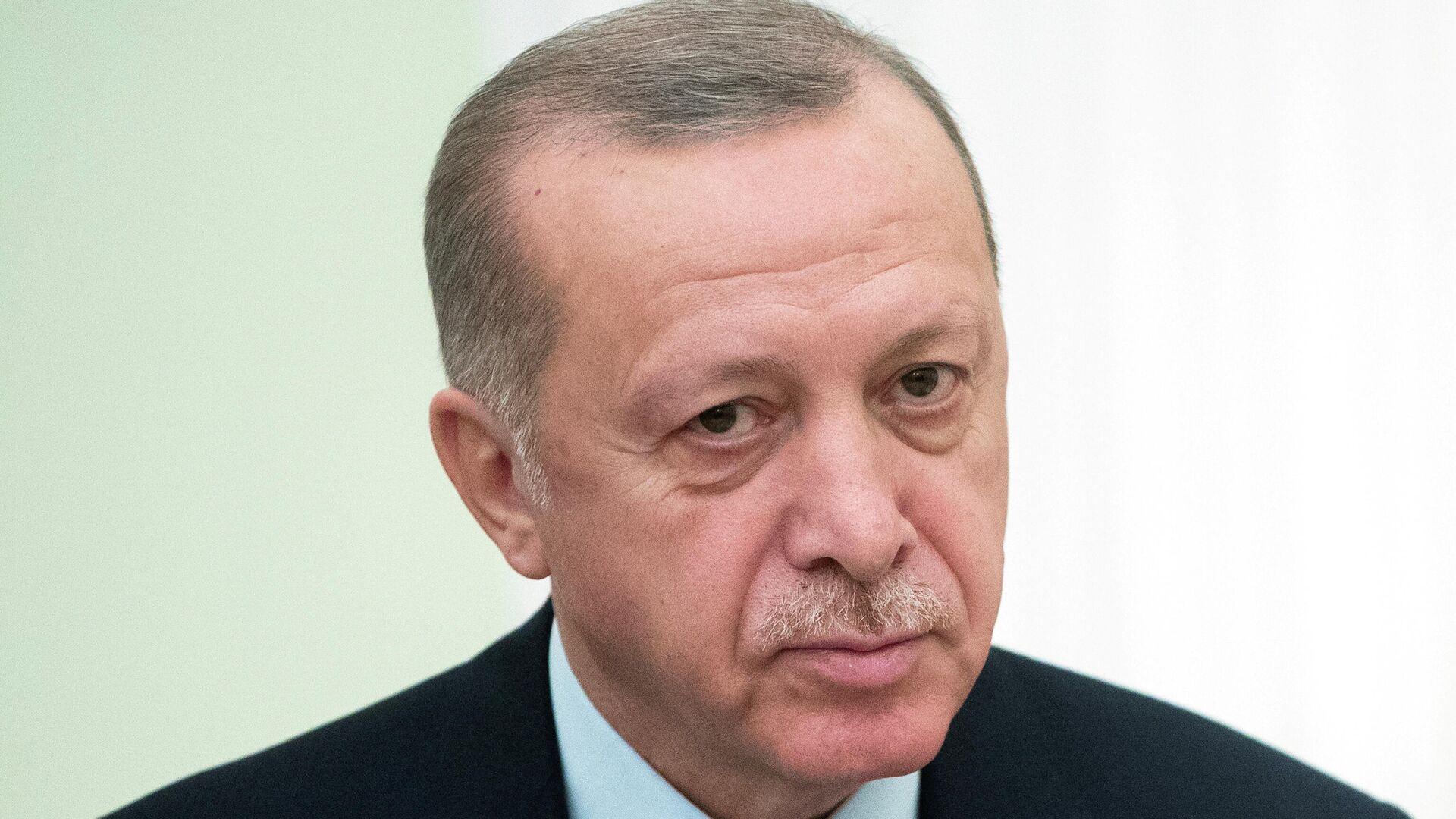 Tayyip Erdogan - SNA, 1920, 22.09.2021