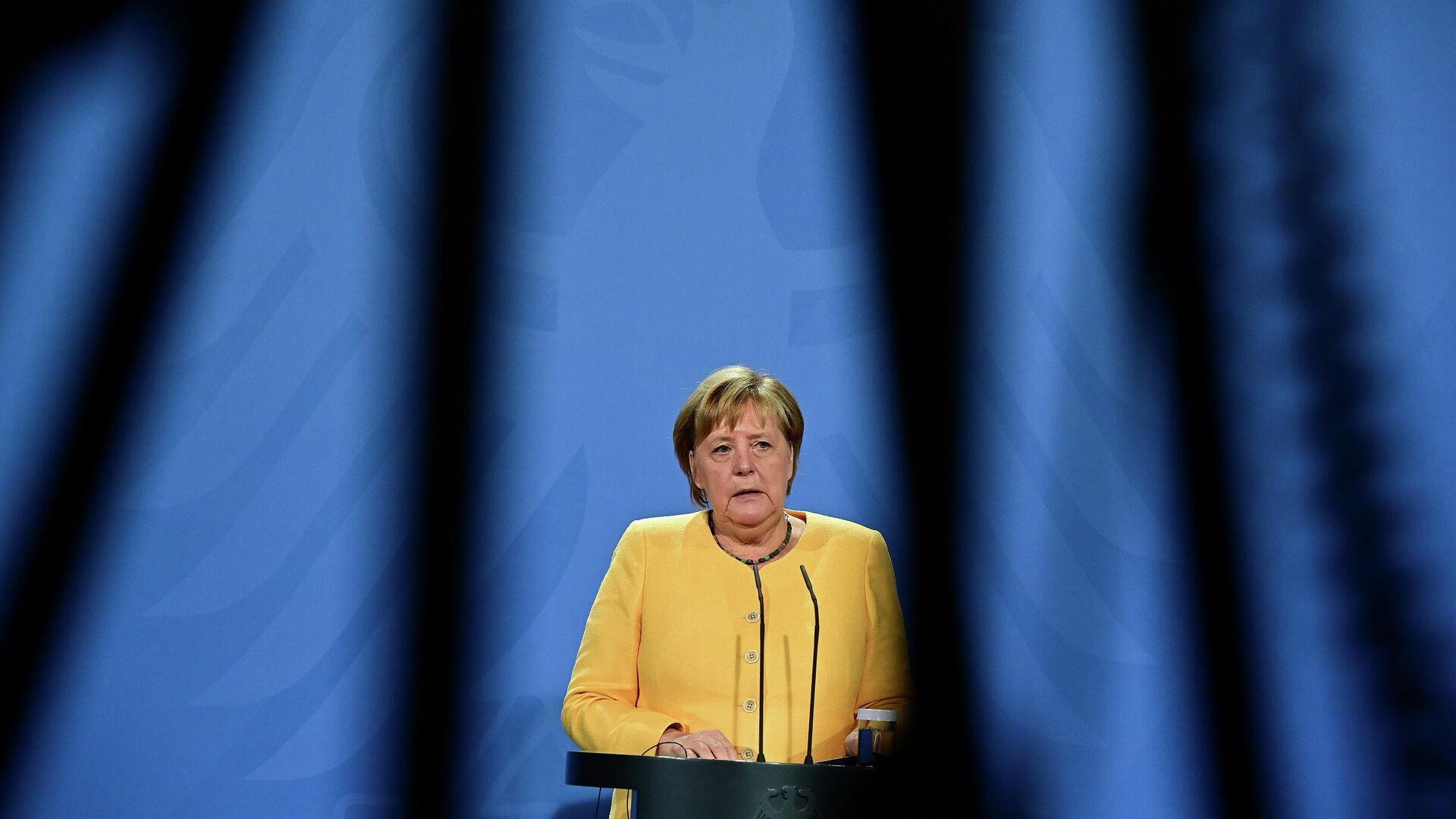 Merkel - SNA, 1920, 24.09.2021
