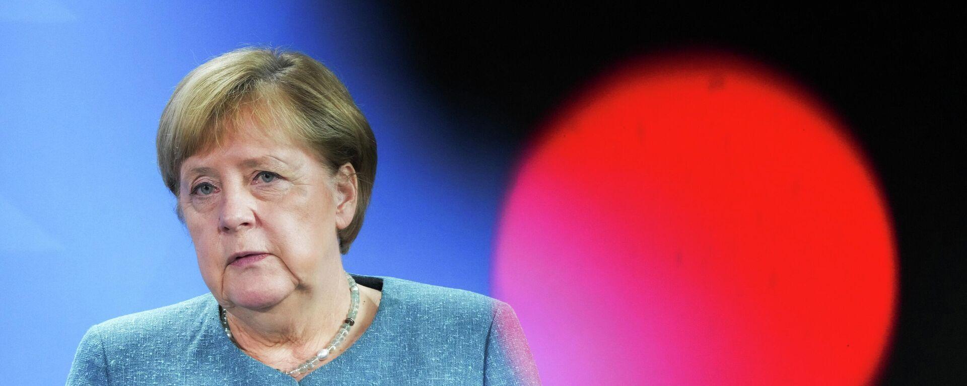 Angela Merkel - SNA, 1920, 31.08.2021