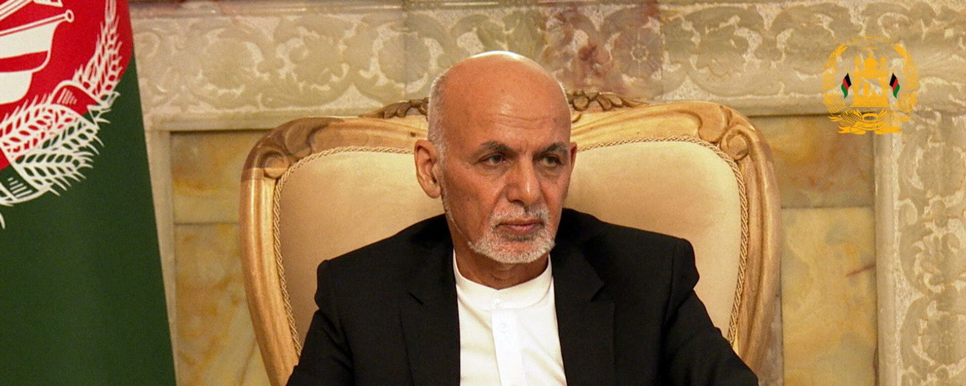 Afghanistans Präsident Aschraf Ghani - SNA, 1920, 01.09.2021