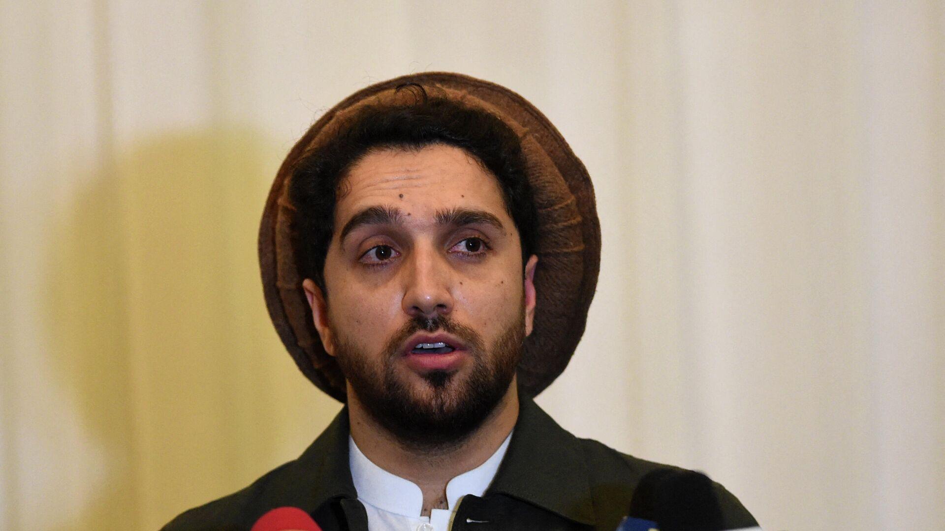 Ahmad Massoud - SNA, 1920, 01.09.2021