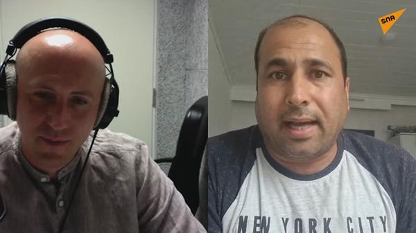 Interview mit einem Afghanistan-Flüchtling - SNA