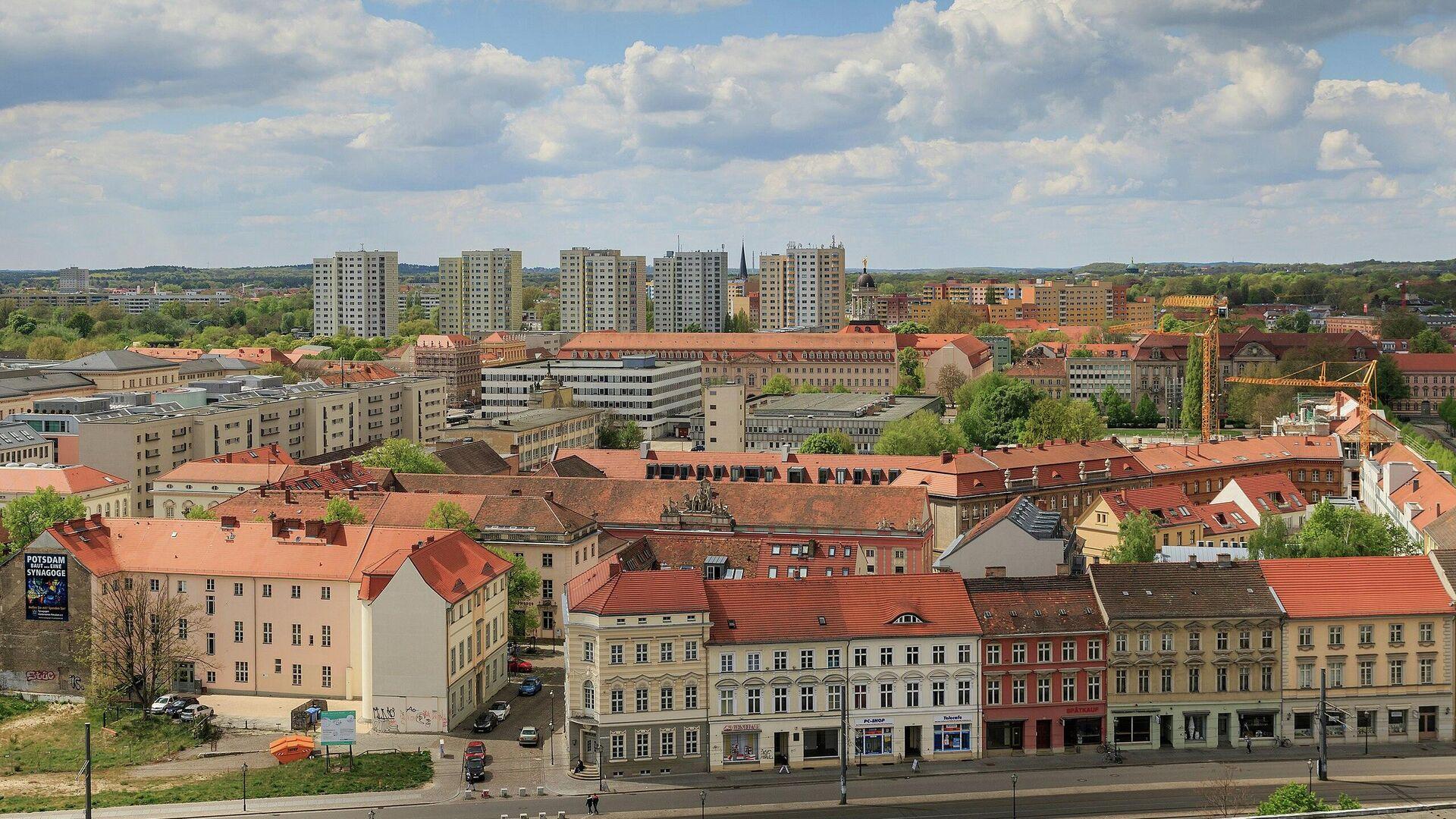 Potsdam (Archivbild) - SNA, 1920, 03.09.2021