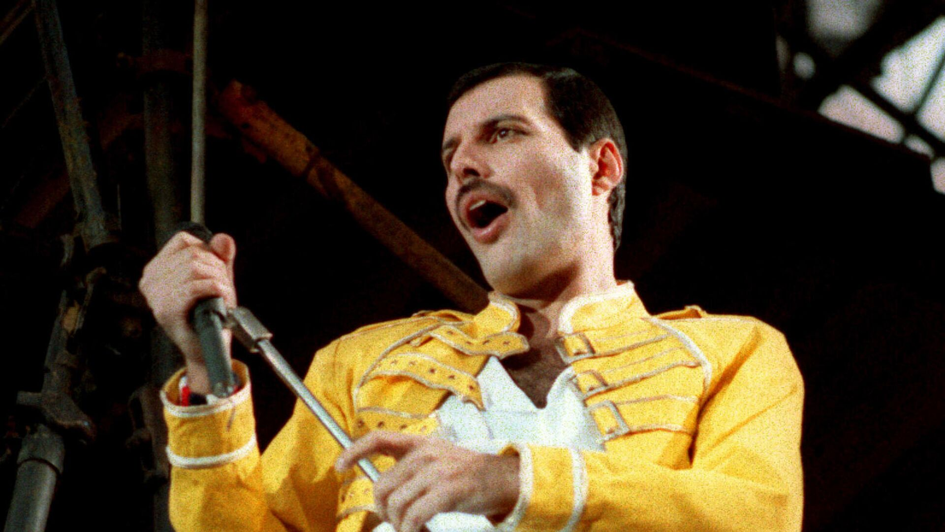Musiklegende Freddie Mercury (Archivbild) - SNA, 1920, 05.09.2021