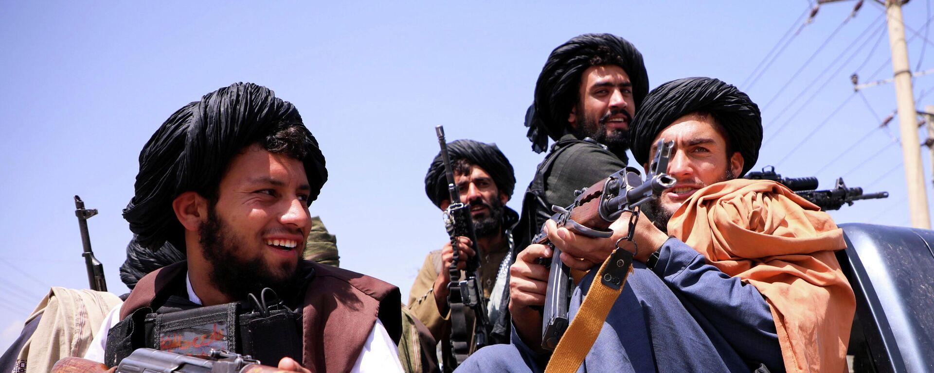 Taliban-Kämpfer - SNA, 1920, 02.10.2021