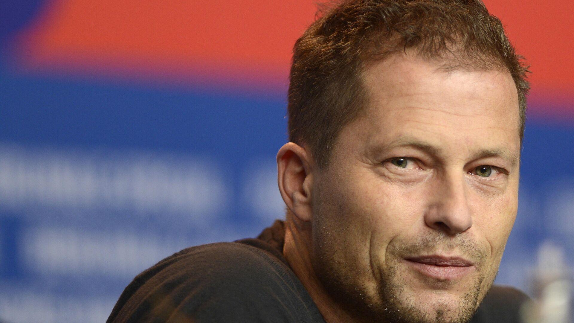 Der Schauspieler Til Schweiger spricht während der 63. Berlinale in Berlin, Februar 2013. Archivfoto - SNA, 1920, 06.09.2021